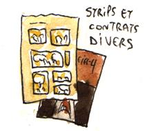 Strips et contrats divers