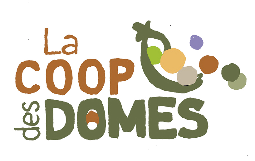 La Coop des Dômes (logo)